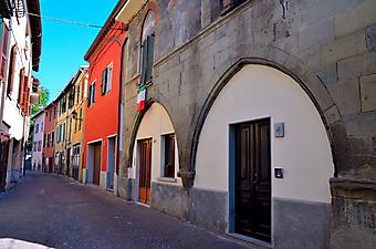 Улочки Савоны. Италия (Код изображения: 14077)