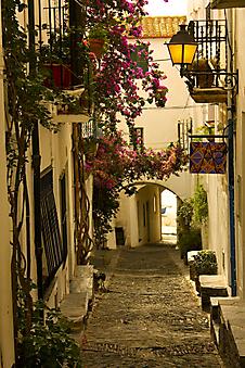 Улочки Испании. Каталония (Каталог номер: 14090)