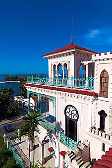 Вид на Паласио-де-Валле. Куба (Каталог номер: 14107)