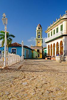 Пласа-Майор. Тринидад. Куба (Каталог номер: 14116)