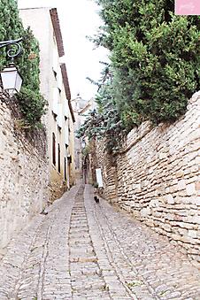 Каменная улочка (Код изображения: 14033)