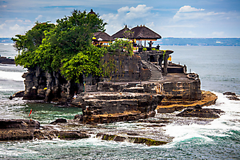 Храм с террасами, Бали (Каталог номер: 15075)