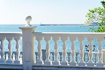 Терраса с видом на маяк (Каталог номер: 15078)