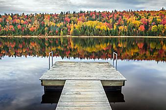 Терраса на озере (Каталог номер: 15087)
