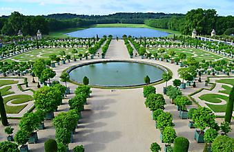 Великолепный сад Версаля, Париж (Каталог номер: 18080)