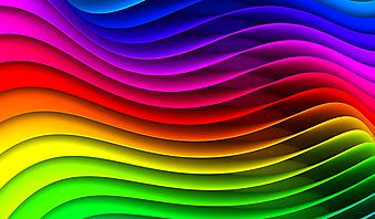 Красочный фон. (Код изображения:  22001)