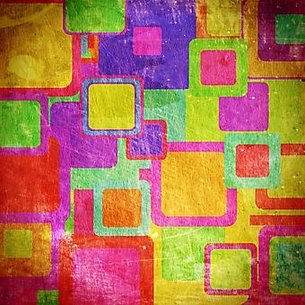 Квадраты. (Код изображения: 22026)
