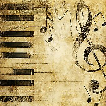 Музыка. (Код изображения: 22029)