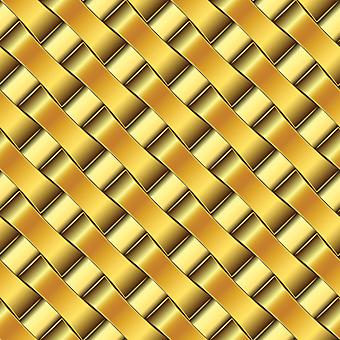 Золотой узор. (Код изображения: 22032)