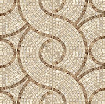 Мозаика из серого мрамора (Каталог номер: 22051)
