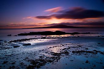 Восход солнца. (Код изображения: 04018)