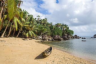 Мадагаскар. (Код изображения: 05037)