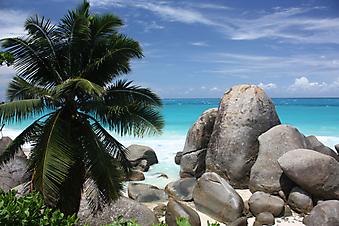 Сейшельские острова. (Код изображения: 05039)
