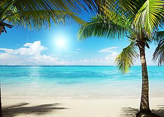 Карибское море. (Код изображения: 05060)