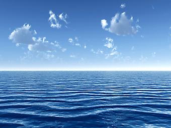 Красивое море. (Код изображения: 05065)