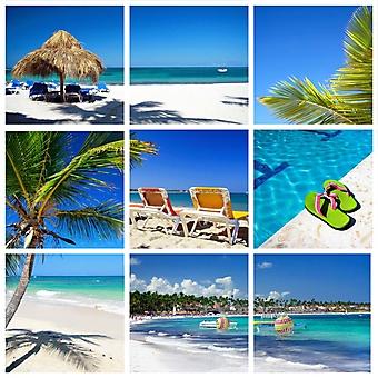 Карибский коллаж (Каталог номер: 05118)