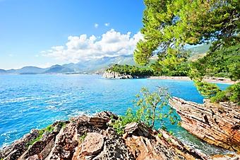 Скалы у лазурного моря (Каталог номер: 05125)
