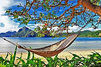 Отдых на пляже (Каталог номер: 05136)