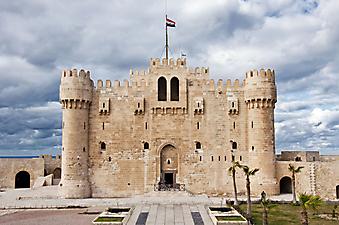 Замок. (Код изображения: 08004)