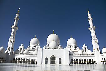 Мечеть. (Код изображения: 08014)