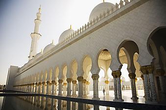 Мечеть. (Код изображения: 08015)