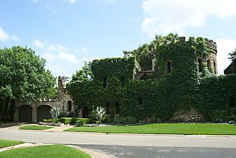 Природный замок. (Код изображения: 08019)