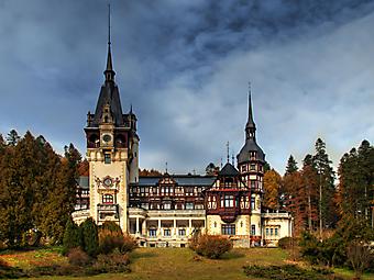 Замок Пелеш. (Код изображения: 08027)