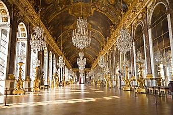 Зеркальный зал Версаля (Каталог номер: 08037)