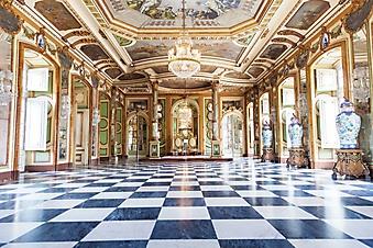Тронный зал дворца Келус (Каталог номер: 08059)
