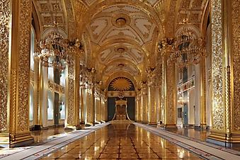 Тронный зал московского Кремля (Каталог номер: 08060)