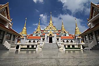Храм Ват-Танг-Сай, Тайланд (Каталог номер: 08063)