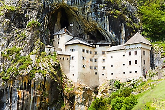 Крепостная стена в Словении (Каталог номер: 08075)