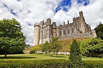 Английская крепость (Каталог номер: 08076)