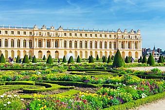 Сад Версальского дворца (Каталог номер: 08082)